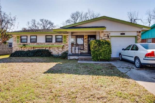 4602 Hanover Drive, Garland, TX 75042 (MLS #14239917) :: All Cities Realty