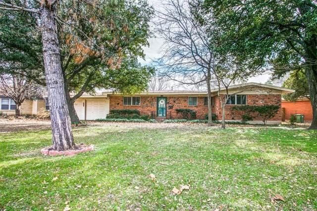 4116 Daley Avenue, North Richland Hills, TX 76180 (MLS #14239919) :: Tenesha Lusk Realty Group
