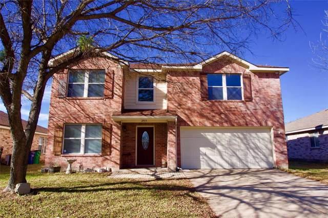 2913 Frontier Lane, Mckinney, TX 75071 (MLS #14239941) :: Robbins Real Estate Group