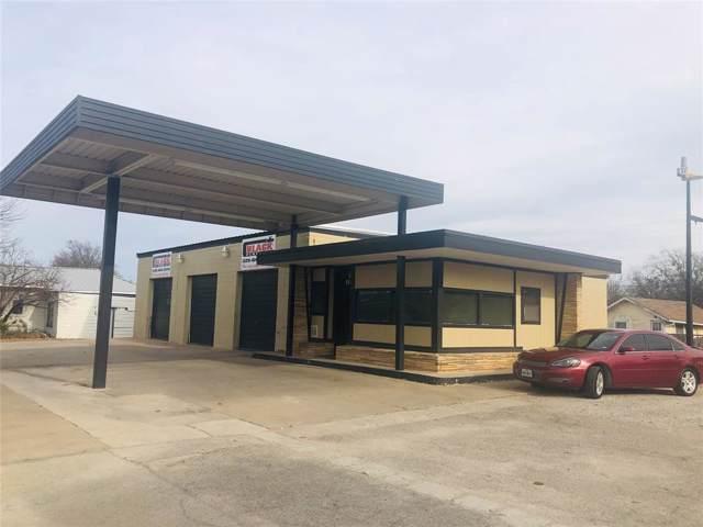 1512 Coggin Avenue, Brownwood, TX 76801 (MLS #14239961) :: The Good Home Team