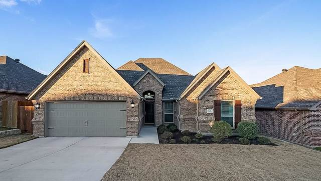 633 Ethan Drive, Weatherford, TX 76087 (MLS #14239967) :: The Rhodes Team
