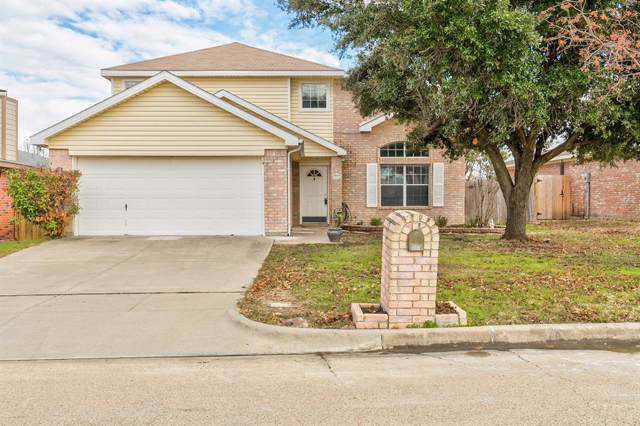 7912 Fox Chase Drive, Fort Worth, TX 76137 (MLS #14239971) :: Tenesha Lusk Realty Group
