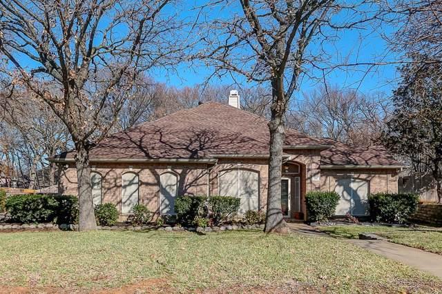 717 Red Oak, Crowley, TX 76036 (MLS #14239974) :: Baldree Home Team