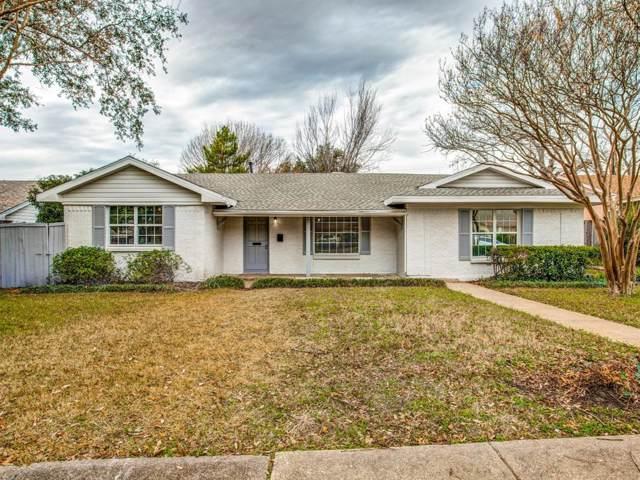 13111 Meandering Way, Dallas, TX 75240 (MLS #14239982) :: Tenesha Lusk Realty Group