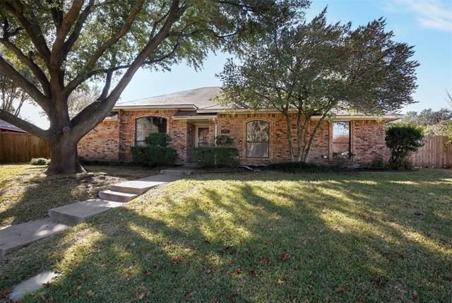 3802 Tobin Trail, Rowlett, TX 75088 (MLS #14240004) :: Tenesha Lusk Realty Group