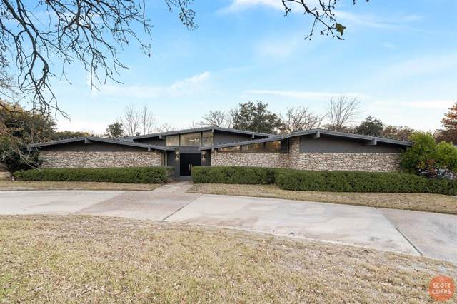 621 Oakpark Drive, Brownwood, TX 76801 (MLS #14240013) :: Van Poole Properties Group