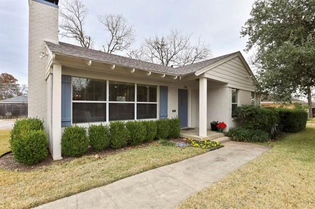520 Aqua Drive, Dallas, TX 75218 (MLS #14240024) :: Century 21 Judge Fite Company