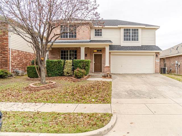 4128 Capstone Drive, Fort Worth, TX 76244 (MLS #14240034) :: The Kimberly Davis Group
