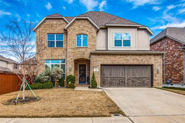 930 Snowshill Trail, Coppell, TX 75019 (MLS #14240039) :: Real Estate By Design