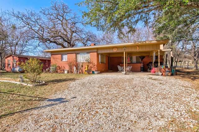 3000 Clark Street, Granbury, TX 76048 (MLS #14240043) :: Tenesha Lusk Realty Group