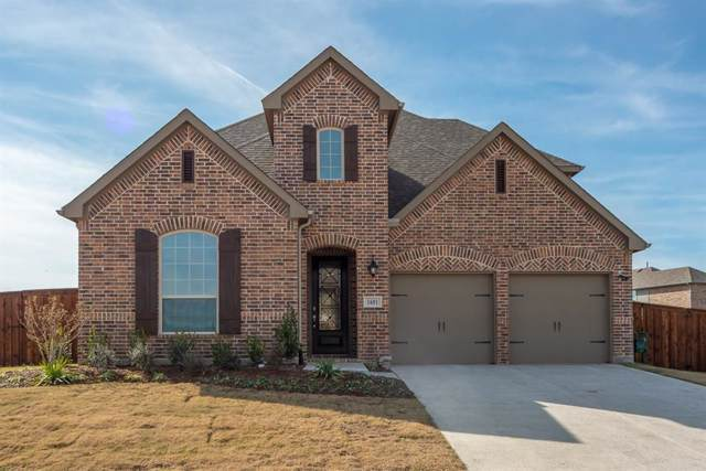 1601 Everitt Trail, Fort Worth, TX 76052 (MLS #14240052) :: Ann Carr Real Estate