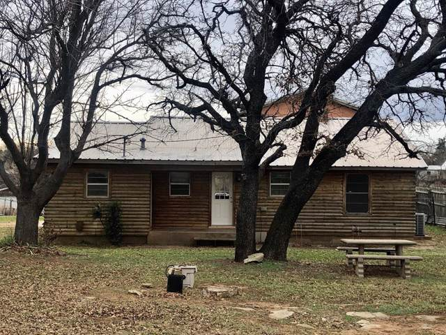 1442 County Road 218, Breckenridge, TX 76424 (MLS #14240071) :: The Tonya Harbin Team