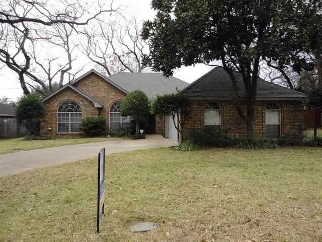 6202 Glen Echo Lane, Arlington, TX 76001 (MLS #14240072) :: The Hornburg Real Estate Group