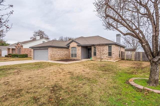 1216 Chapel Hill Drive, Mansfield, TX 76063 (MLS #14240115) :: North Texas Team   RE/MAX Lifestyle Property