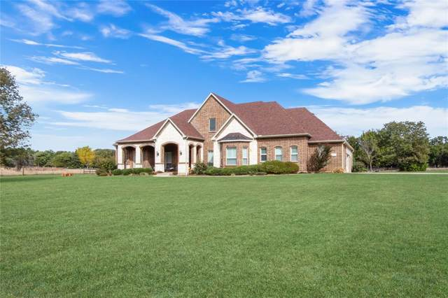 770 Orchid Hill Lane, Copper Canyon, TX 76226 (MLS #14240123) :: Baldree Home Team