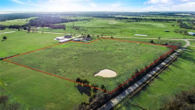 00 Rs County Road 1525, Lone Oak, TX 75453 (MLS #14240135) :: Frankie Arthur Real Estate