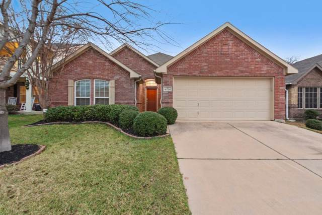 4724 Homelands Way, Fort Worth, TX 76135 (MLS #14240157) :: The Chad Smith Team