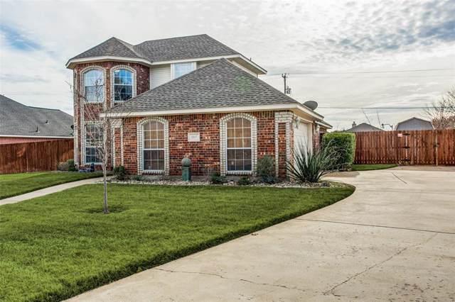 805 Sierra Vista Drive, Burleson, TX 76028 (MLS #14240170) :: Roberts Real Estate Group
