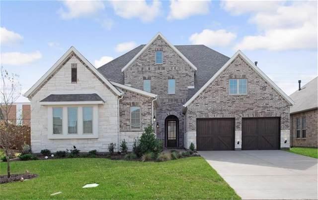 8629 Bandon Dunes Drive, Mckinney, TX 75070 (MLS #14240173) :: Ann Carr Real Estate