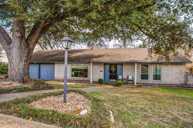 3750 Cripple Creek Drive, Dallas, TX 75224 (MLS #14240174) :: The Hornburg Real Estate Group
