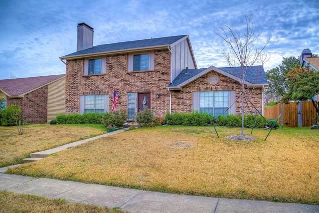 8818 Davis Street, Rowlett, TX 75088 (MLS #14240178) :: All Cities Realty