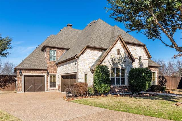 12694 Loxley Drive, Frisco, TX 75035 (MLS #14240183) :: The Hornburg Real Estate Group
