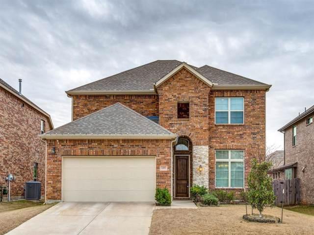809 Cypress Hill Drive, Little Elm, TX 75068 (MLS #14240186) :: Century 21 Judge Fite Company