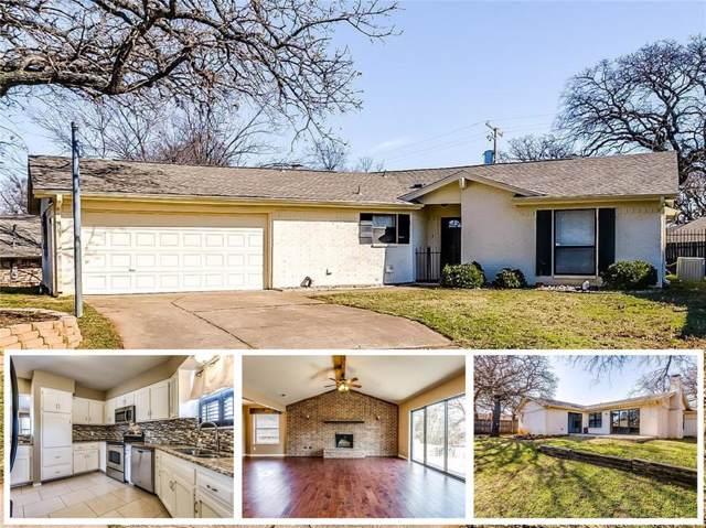 7228 Timberidge Drive, North Richland Hills, TX 76182 (MLS #14240187) :: Tenesha Lusk Realty Group