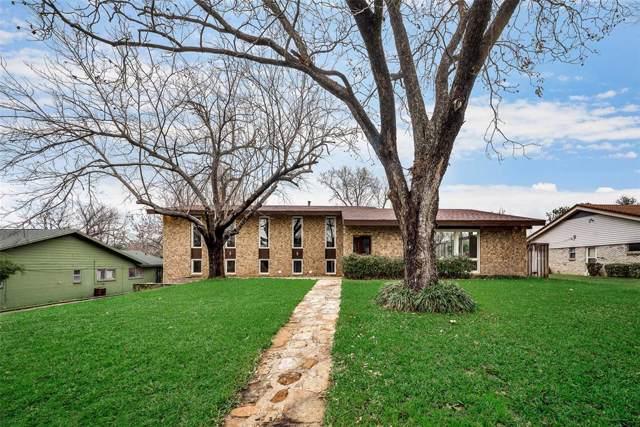 2811 Crowley Court, Arlington, TX 76012 (MLS #14240190) :: Tenesha Lusk Realty Group