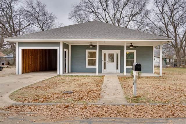 620 Throckmorton Street, Gainesville, TX 76240 (MLS #14240191) :: Van Poole Properties Group