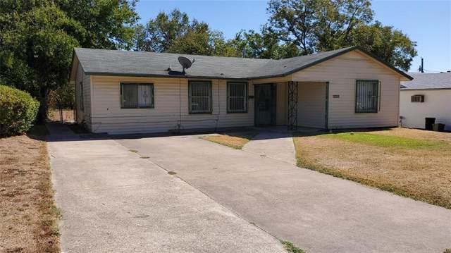 12252 Oberlin Drive, Dallas, TX 75243 (MLS #14240197) :: Vibrant Real Estate