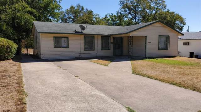 12252 Oberlin Drive, Dallas, TX 75243 (MLS #14240197) :: Baldree Home Team