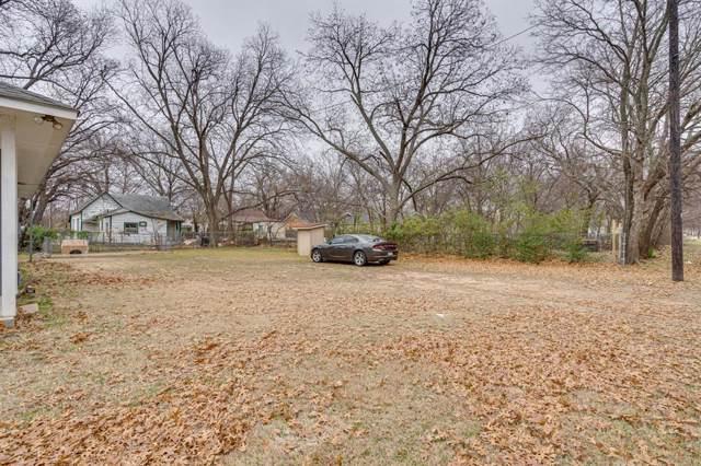0 Throckmorton Street, Gainesville, TX 76240 (MLS #14240198) :: Van Poole Properties Group