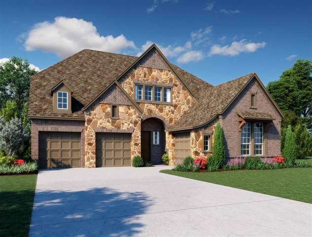 6905 Golf Club Drive, Mckinney, TX 75070 (MLS #14240199) :: The Chad Smith Team