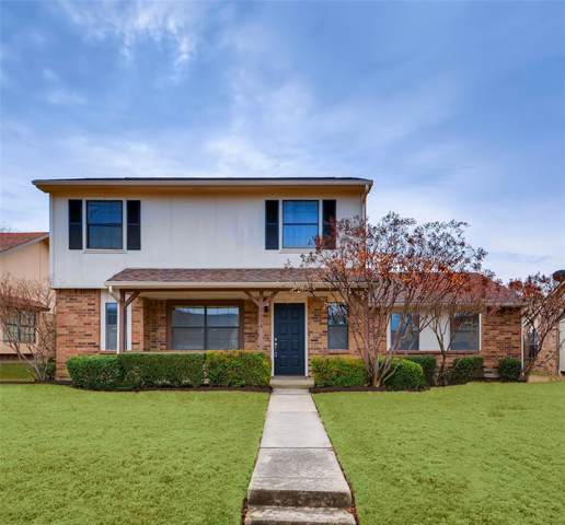 2034 Cologne Drive, Carrollton, TX 75007 (MLS #14240216) :: Potts Realty Group