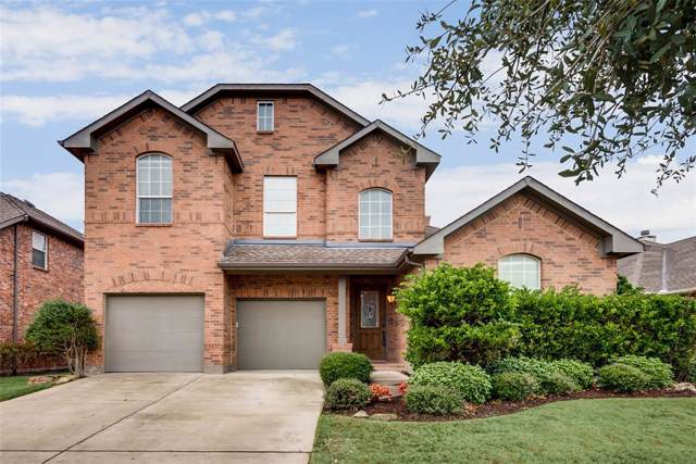 1709 Tahoe Trail, Prosper, TX 75078 (MLS #14240218) :: HergGroup Dallas-Fort Worth