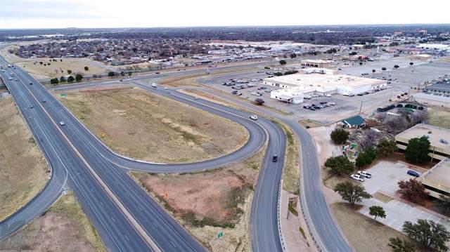 201 S Danville Drive, Abilene, TX 79605 (MLS #14240222) :: The Tierny Jordan Network