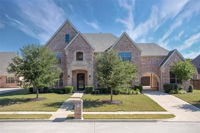 709 Keystone Way, Keller, TX 76248 (MLS #14240228) :: Tenesha Lusk Realty Group