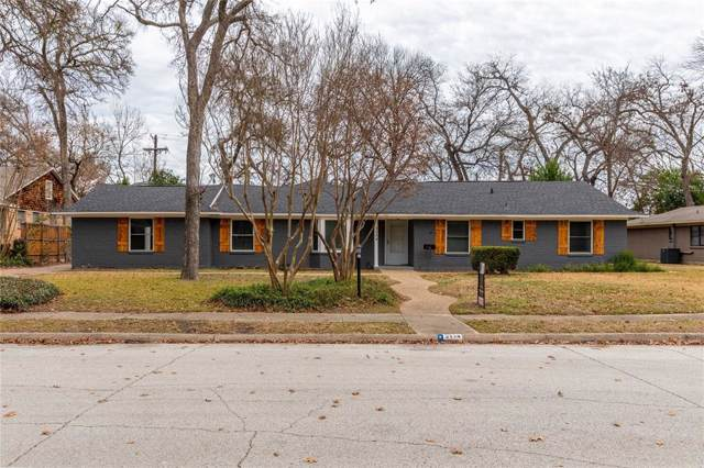 3114 Medina Drive, Garland, TX 75041 (MLS #14240263) :: Century 21 Judge Fite Company