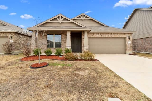 2921 Big Horn Bluff Court, Fort Worth, TX 76108 (MLS #14240284) :: Team Hodnett
