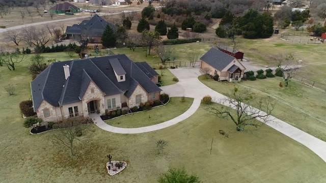 101 Big Jake Court, Weatherford, TX 76088 (MLS #14240315) :: The Rhodes Team