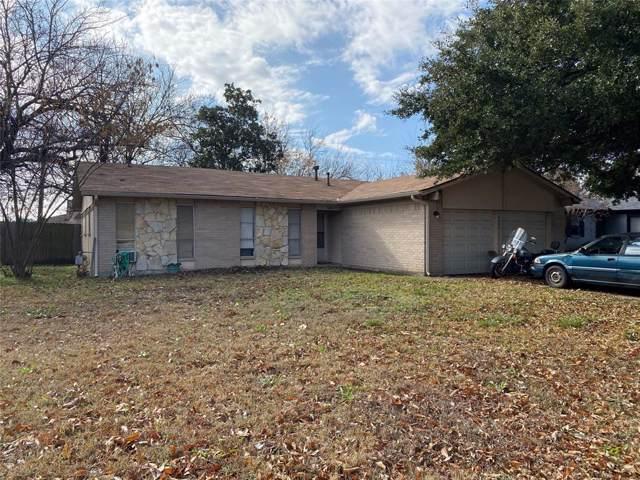 1404 Southmoor Drive, Arlington, TX 76010 (MLS #14240326) :: The Hornburg Real Estate Group