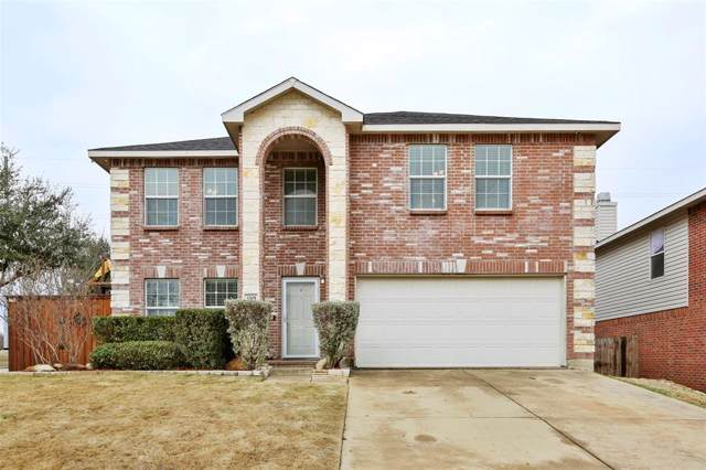 3301 Highpoint Drive, Denton, TX 76210 (MLS #14240336) :: The Daniel Team