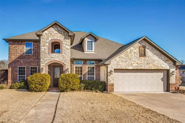1000 Tyler Trail, Wylie, TX 75098 (MLS #14240346) :: The Good Home Team