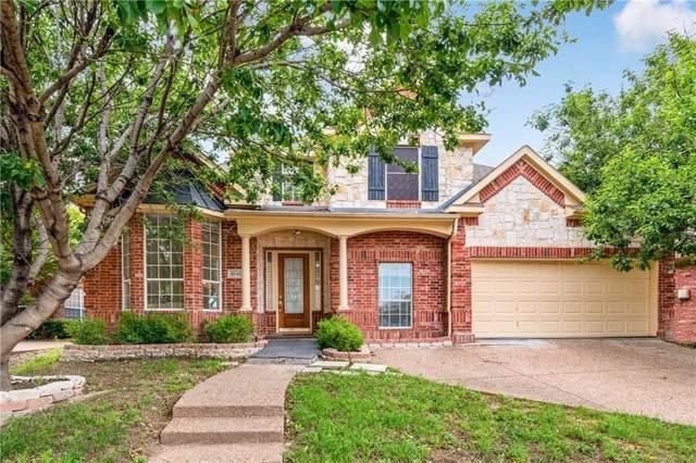 4241 Wilson Lane, Carrollton, TX 75010 (MLS #14240376) :: Hargrove Realty Group