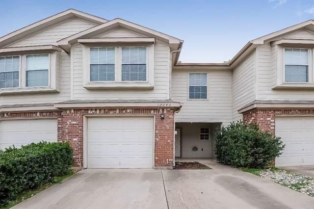12640 Oceanside Drive, Fort Worth, TX 76040 (MLS #14240399) :: The Heyl Group at Keller Williams