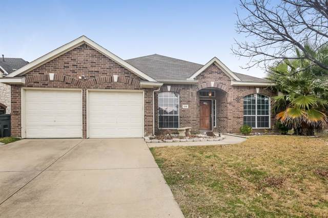 106 Highcreek Drive, Forney, TX 75126 (MLS #14240403) :: The Kimberly Davis Group