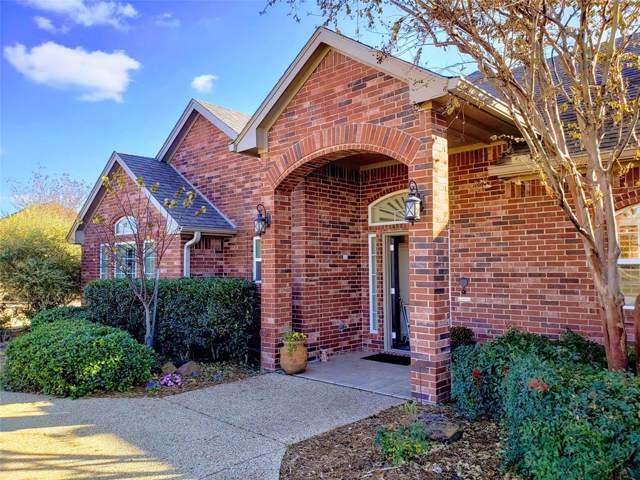 1230 Woodbridge Court, Willow Park, TX 76087 (MLS #14240411) :: Team Tiller
