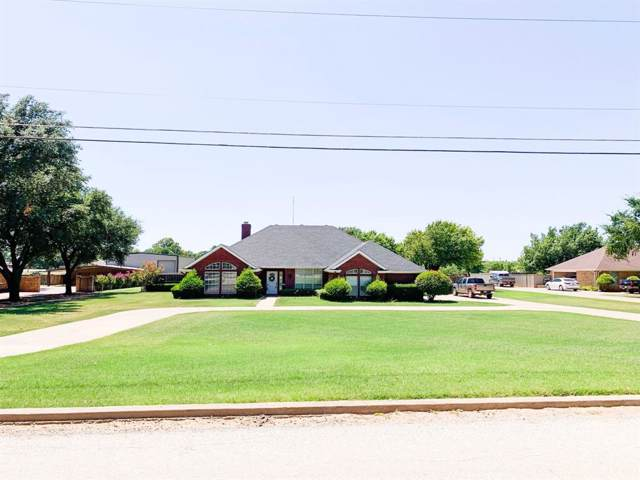905 N Grossman Street, Seymour, TX 76380 (MLS #14240415) :: The Hornburg Real Estate Group