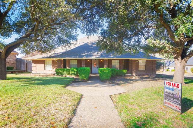 10105 Bridgegate Lane, Dallas, TX 75243 (MLS #14240420) :: Baldree Home Team
